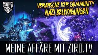MEINE AFFÄRE MIT ZIRO.TV - N*zi Beschimpfungen, Unterdrückung & Verarschen!