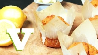Gluten Free Lemon And Paprika Muffins: Food For All S01e7/8