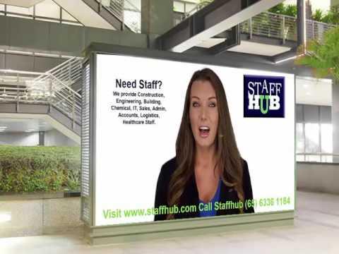 Need Staff? Found Staff.  Staffhub.