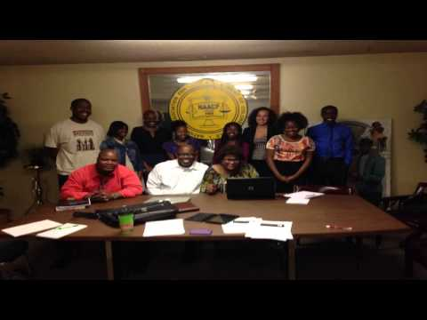 NAACP Youth Council recognized for relief efforts during Black Forest fire