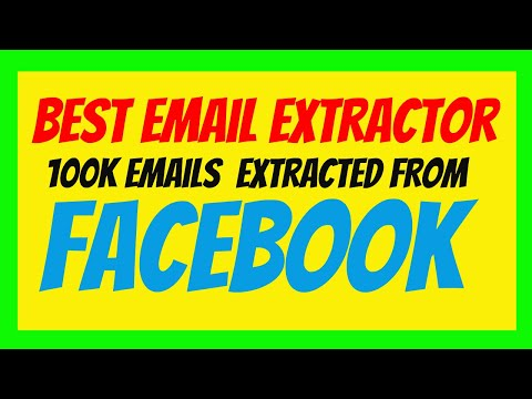 Email Extractor 2020|Make Money Online From Home