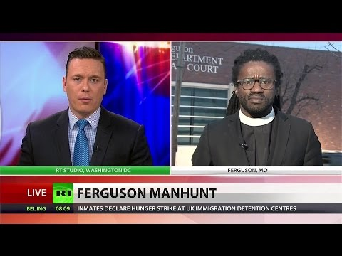 'We grieve with the families of the police officers' – activist on recent Ferguson shootings