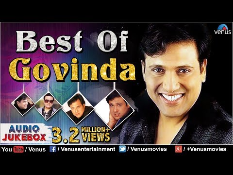 Best Of Govinda  Superhit Bollywood Songs Collection  Bollywood Dance Songs  Audio Jukebox
