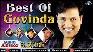 Best Of Govinda Superhit Bollywood Songs Collection Bollywood Dance Songs Jukebox