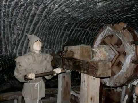 Poland - Wieliczka Salt Mine - Travel Video