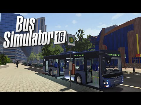 Bus Simulator 16 (Ep 2) |