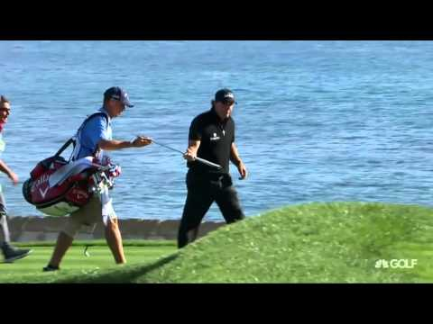 2016 AT&T Pebble Beach Pro Am highlights Vaughn Taylor wins the Title