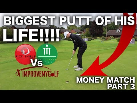 DOUBLE UP MONEY MATCH PART 3!!! PRESTON GC