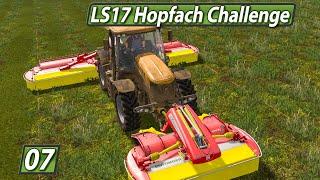LS17 HOPFACH 🚜 Randy der Drescher Dealer ► #7 LANDWIRTSCHAFTS SIMULATOR 17 Challenge