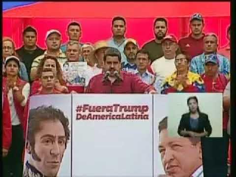 El chiste del día: Maduro asegura que Venezuela tiene la medalla de oro de la democracia