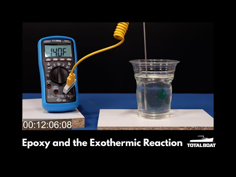 Tips Tuesday: About Epoxy and the Exothermic Reaction