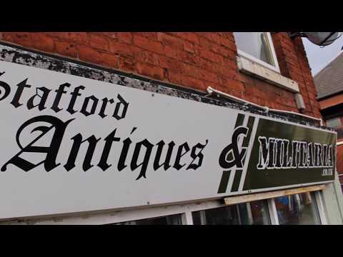 Stafford Antiques & Militaria I Promotional Video HD