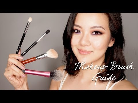The Ultimate Beginners' Guide to Makeup Brushes on a Budget