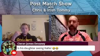 AHTV - Post Match Show - #ARSWHU