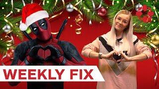 Új Deadpool-film jön karácsonykor! - IGN Hungary Weekly Fix (2018/40. hét)