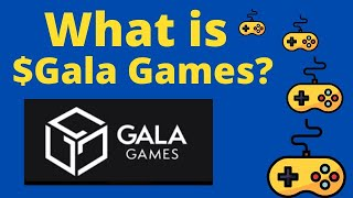 Gala Games is making Blockchain games you'll actually want to play! Bullish on Gala!