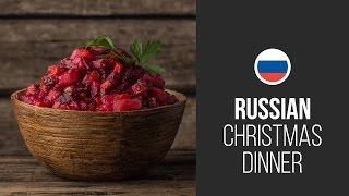 Russian Vinaigrette Salad || Gastrolab Russian Christmas Dinner || Christmas & New Year 2015 Recipes
