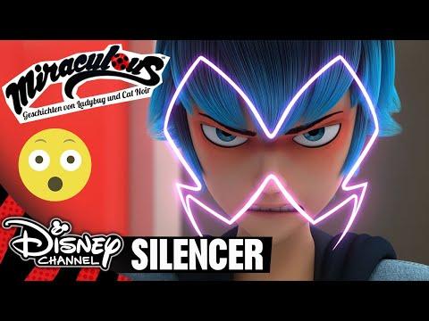 miraculous---clip:-silencer-|-disney-channel