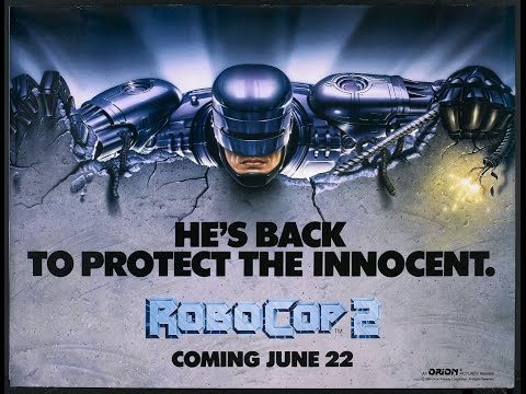Robocop 2 (1990) Movie Review - Defending an Underrated Sequel