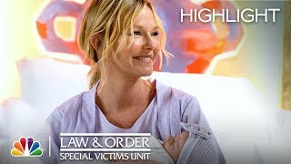 Rollins Has Her New Baby - Law & Order: SVU (Episode Highlight)