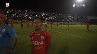 Merinding Satu Jiwa Pasoepati di laga Persis Solo vs Indonesia U19