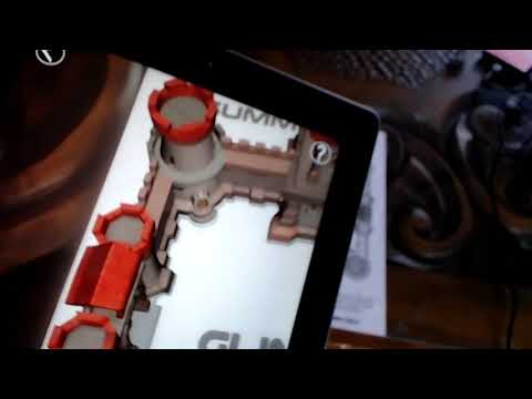New Augmented Reality Castle Design 2018