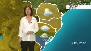 Previsão Sul – Chuva no RS