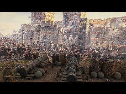 15 век История падения и краха Византийской империи