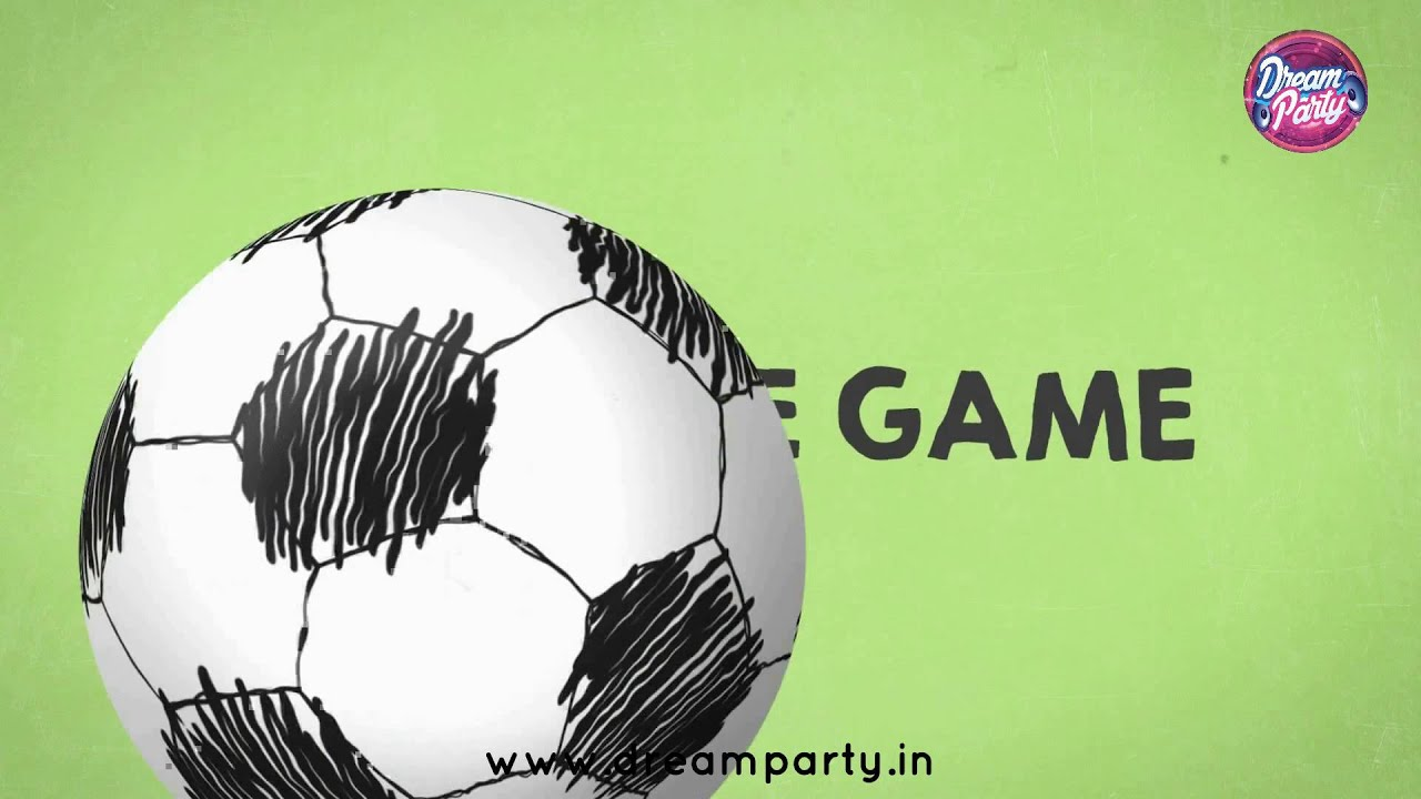 Birthday party video invite soccer theme youtube birthday party video invite soccer theme filmwisefo