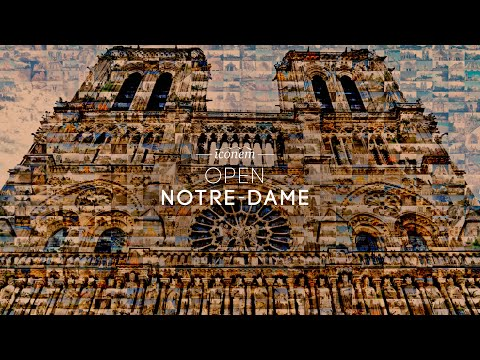 Microsoft crée une base de données ouverte pour restaurer Notre-Dame