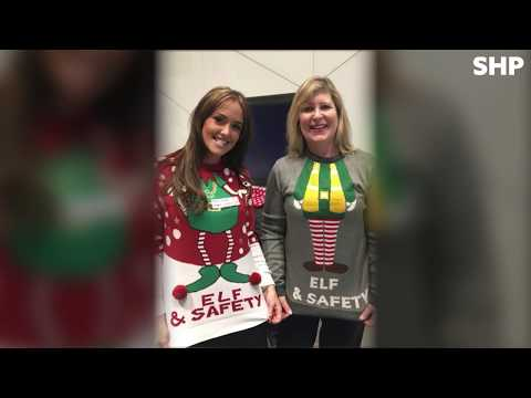 Women in Health and Safety Christmas Party 2017