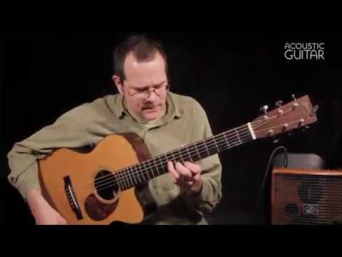 Schertler Jam 100 Review from Acoustic Guitar