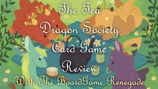 The Tea Dragon Society Card Game Review