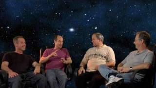 Alan Dean Foster and the Chiodo Bros. on Myouterspace