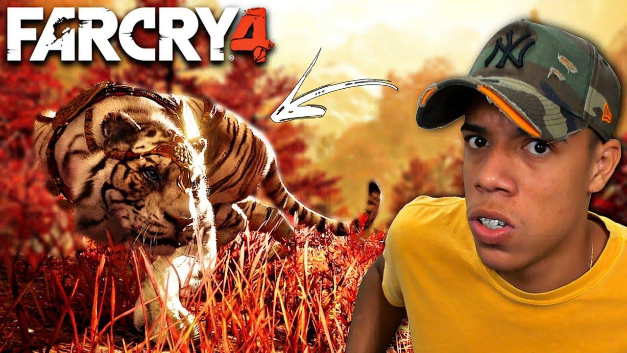 FAR CRY 4 : O TIGRE BRANCO GUERREIRO INSANO! ( A CHEGADA DO PROTETOR ) - 16