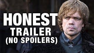 Trailer Honesto - Juego de Tronos SIN SPOILERS Sub Español Latino - Honest Trailers Game of Thrones
