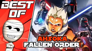 Ahsoka Fallen Order Best Of! 🌟 Tombie Livestream Highlight / Best of