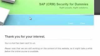 SAP CRM Security V2.mp4