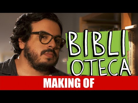 Making Of – Biblioteca
