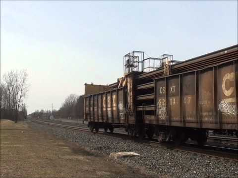 Railfanning the CSX Short Line Subdivision