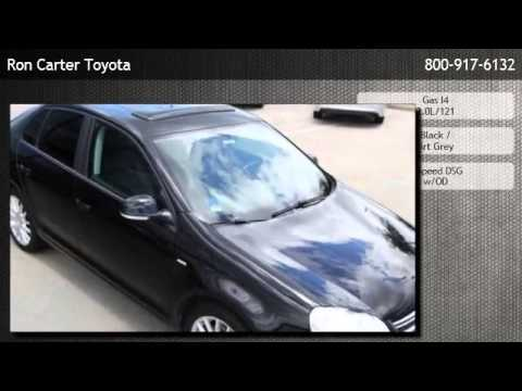 2008 Volkswagen Jetta Wolfsburg BLACK LEATHER SUNROOF !!! WE FINANCE !!! - Alvin
