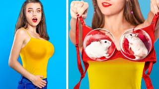 Cómo Escabullir Mascotas a Tu Casa / 12 Trucos y Bromas Divertidas con Mascotas