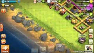 Clash of clans update with kingpin potato