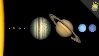 The Big and Small of the Solar System - Stuff to Blow Your Kids' Mind #5
