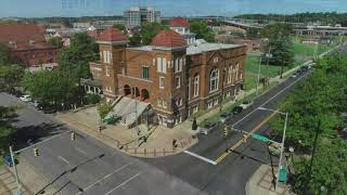 Civil Rights District-Birmingham, Alabama