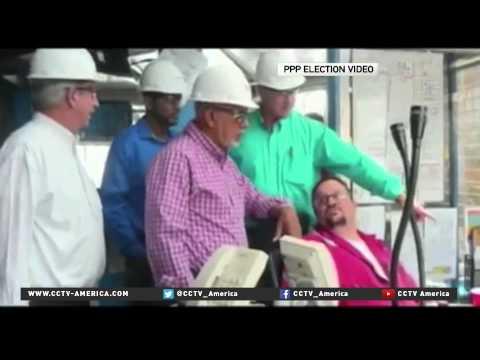 Oil exploration in Guyana