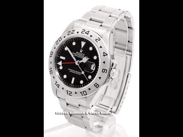 Rolex Explorer II Ref. 16570 Ref. 16570 (7392)