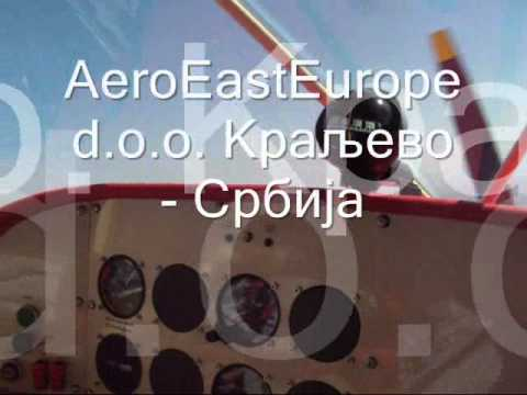 AeroEastEurope Essay M 155 Super Performances - Србија.wmv
