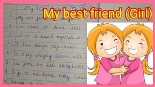 Friend best that my girls My Best