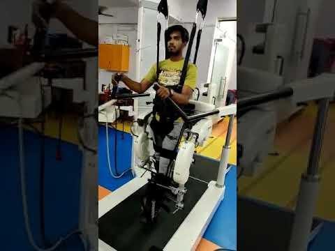 Spinal cord injury Treatment in Hyderabad @ Tanvi's Robotic Rehabilitation clinic, Hyderabad